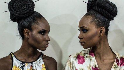Africa Fashion Week in Lagos, Nigeria. - фото 1