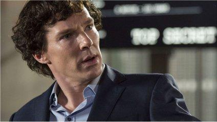 "Кадр із серіалу ""Шерлок"" - фото 1"