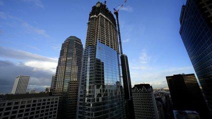 Як виглядає височезний хмарочос у Лос-Анджелесі - фото 1