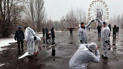 Туризм в Чорнобилі - фото 1