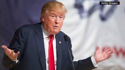 Трамп поскаржився на поганий захист - фото 1