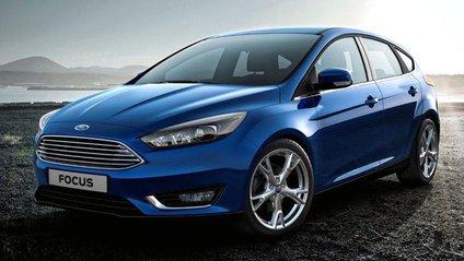 Ford Focus - фото 1