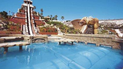 Як виглядає найкращий аквапарк на планеті: ефекті фото - фото 1