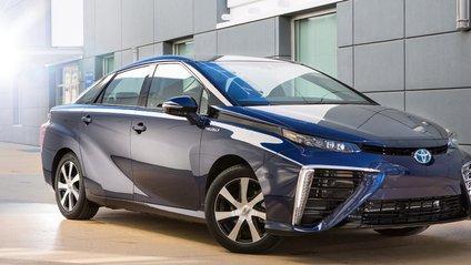 Toyota Mirai - фото 1