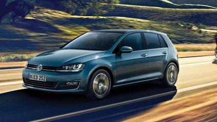 Volkswagen Golf - фото 1