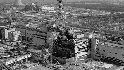 Чорнобильська катастрофа - фото 1