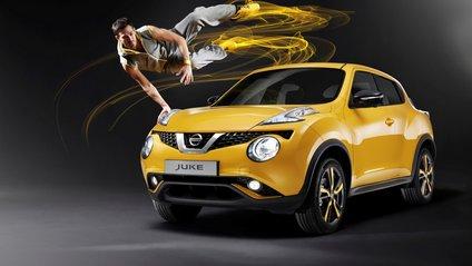 Nissan Juke - фото 1