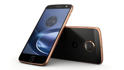 Motorola Moto Z2 Force з екраном, що не б'ється - фото 1