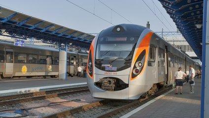 Укрзалізниця запустила новий поїзд до Польщі - фото 1