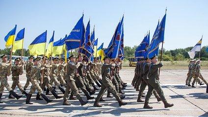 Парад у Києві до Дня Незалежності України - фото 1