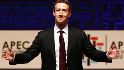 Марк Цукерберг встигає все - фото 1