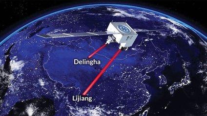Перша міжконтинентальна телепортація - фото 1