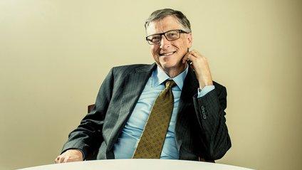 Білл Гейтс уміє дивувати - фото 1