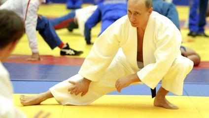 Путін отримав виклик у дзюдо - фото 1