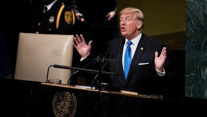 Трамп не так вразив публіку, як хотів - фото 1