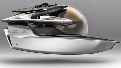 Люксова субмарина від Aston Martin - фото 1