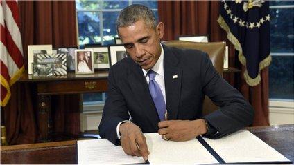 На думку Обами, світ сьогодні не зможе без лідерства США - фото 1