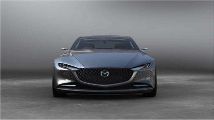 Інженери Mazda непогано попрацювали над оформленням - фото 1