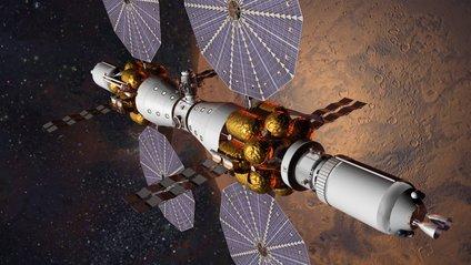 Lockheed Martin показала марсіанську станцію - фото 1