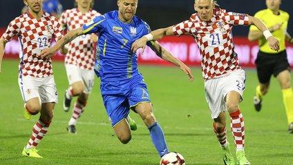 Збірна України зіграє проти Хорватії - фото 1