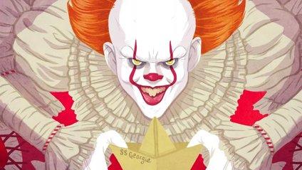 У США моторошні клоуни займаються доставкою їжі - фото 1