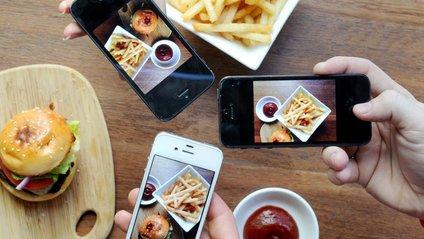 Їжа повинна бути на тарілці, а не в Instgram! - фото 1