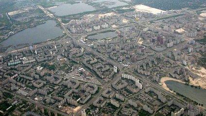 Як виглядає Київ з космосу - фото 1