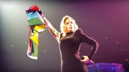 "Lady Gaga отримала нагороду ""Міс Гей Америка"" - фото 1"