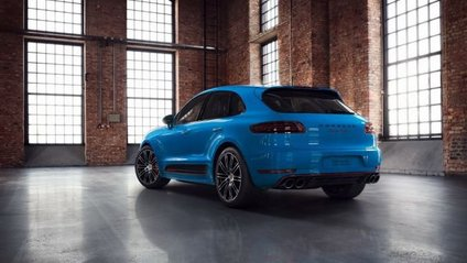 Porsche Macan Turbo - фото 1