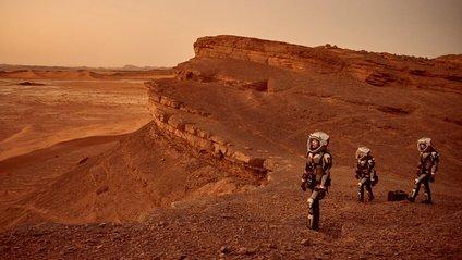 З'явився сервіс прогулянок по Марсу в VR-шоломі - фото 1