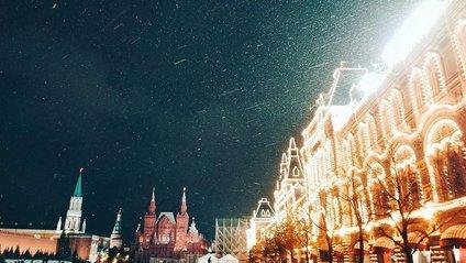 Сніг у Москві - фото 1