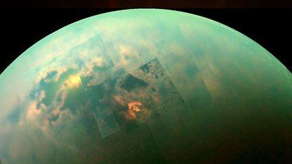 На Титані виникають найпотужніші грози - фото 1