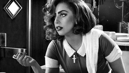 Lady Gaga з'явилася на публіці в образі Мерилін Монро - фото 1
