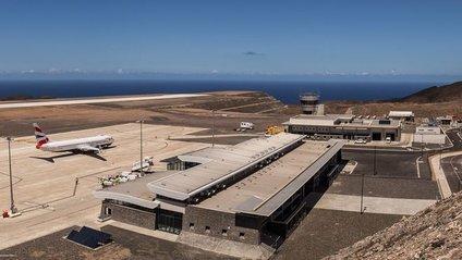 Аеропорт на острові Святої Єлени - фото 1