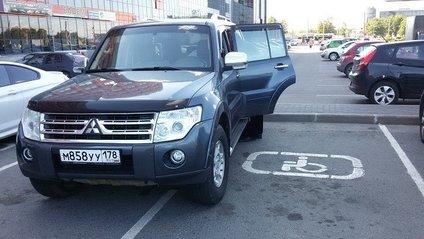 Збільшено штраф за паркування на місцях для інвалідів - фото 1