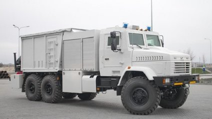 В Україні створили броньовану машину - фото 1