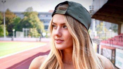 Алісію Шмідт визнали найсексуальнішою спортсменкою - фото 1