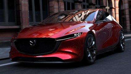 Нова Mazda3 - фото 1
