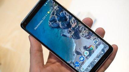 У  Pixel 2 виявлена проблема з дисплеями - фото 1