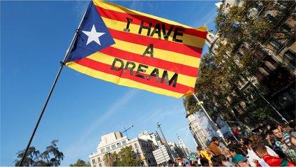 Раніше Рахой зажадав від владиКаталонії негайно вирішити питання про незалежність - фото 1