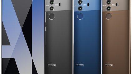 Злили дизайн флагмана Huawei - фото 1