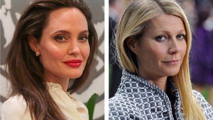 Анджеліна Джолі та Гвінет Петроу ледь не стали жертвами секс-скандалу - фото 1