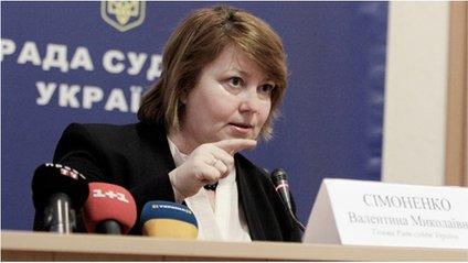 Валентина Сімоненко не дружить з українською мовою - фото 1