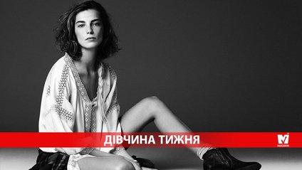 Дівчина тижня. Українка Дарина Вербова – одна з найоплачуваніших моделей світу - фото 1