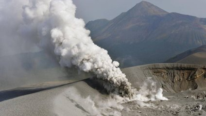 Вулкан Сіммое - фото 1