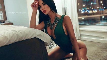 Гаяне Багдасарян роздяглася для фотосесії - фото 1