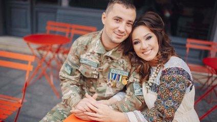 Наталка Карпа з чоловіком Євгеном Тереховим записали пісню - фото 1