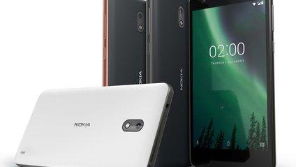 HMD представила бюджетний смартфон Nokia 2 - фото 1