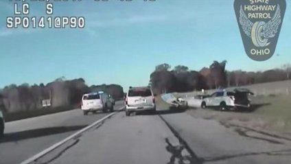 У США поліція годину переслідувала десятирічного викрадача машини - фото 1