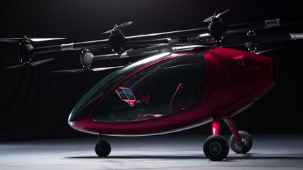 Passenger Drone успішно пройшов випробування - фото 1